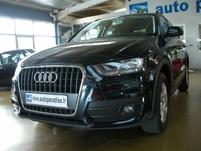 Véhicule d'occasion AUDI Q3 2.0 TDI 140 ATTRACTION GPS