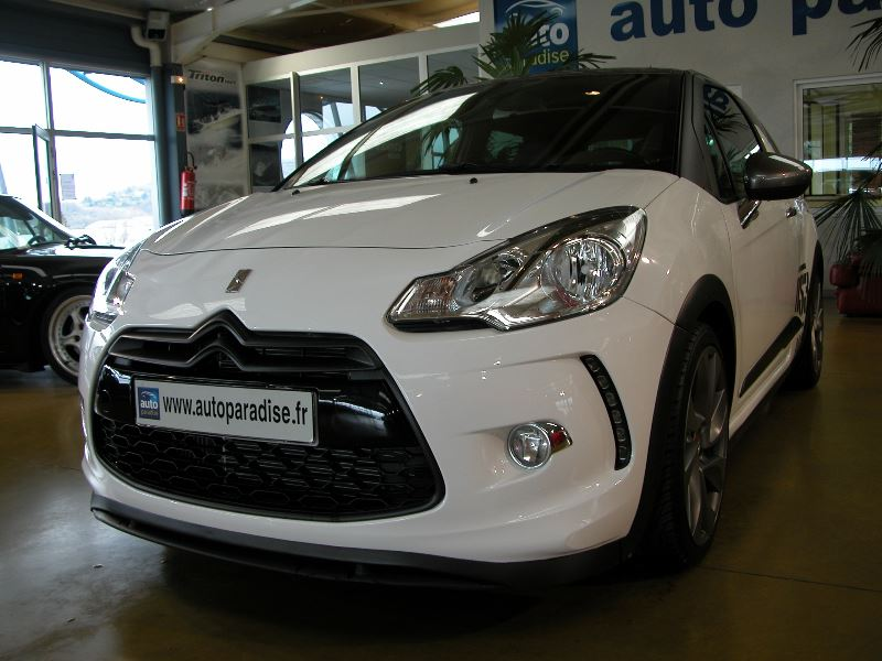 Véhicule d'occasion CITROEN DS3 1.6 THP 203 RACING