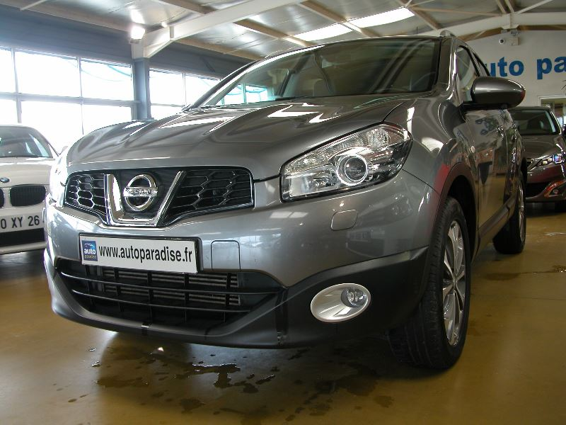 Véhicule d'occasion NISSAN QASHQAI 1.6 DCI 130 TEKNA ALL MODE